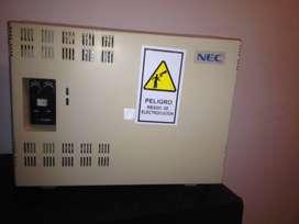 Central telefónica Nec 2464