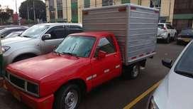 Chevrolet Luv 1600cc Furgon (1988)