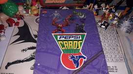 Pepsi cards marvel