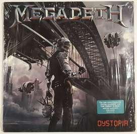 Megadeth Distopia Vinilo Lp