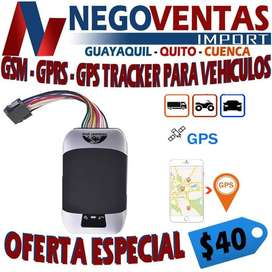 GPS TRACKER 303 IMPERMEABLE