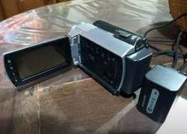 Filmadora Sony Mod Sr 67 Excelente Estado