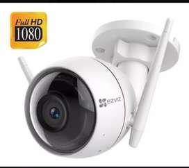 Cámara de seguridad. IP Exterior. 2mpx HD.. Podés instalarla vos mismo, sino te la instalamos nosotros!