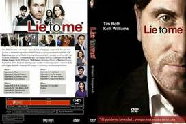 Lie To Me Temporada Uno Completa en Dvd