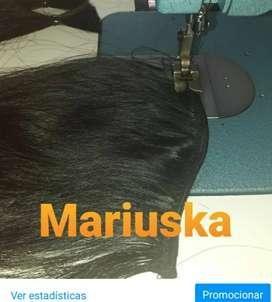 Se cose cabello