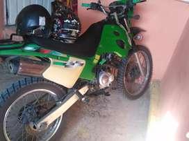 Vendo flamante moto Traxx 150