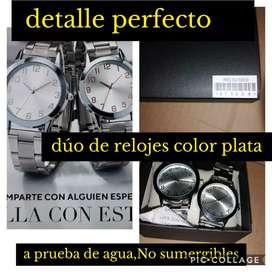 Set relojes