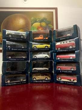 Coleccion de Autos Clasicos (El Tiempo)