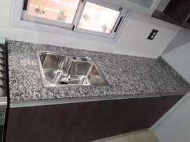 Mesadas de marmol granito y cuarzo a medidas