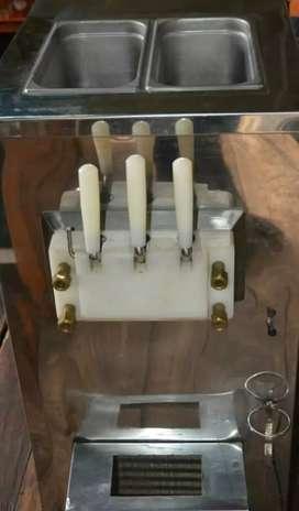 Maquina de Helados Artesanal a Gasolina