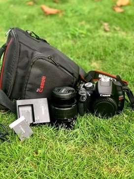 Vendo cámara en excelente estado