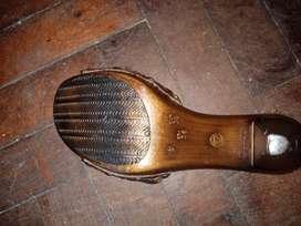 zapatos de mujer marca via uno muy  buen estado
