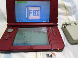 New Nintendo 3ds flasheada