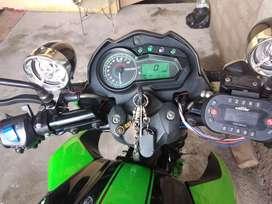 Moto italika 150sz