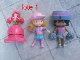 muñecas lote juguetes