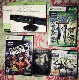 Juegos Y Accesorios Xbox 360 por 100Mil!