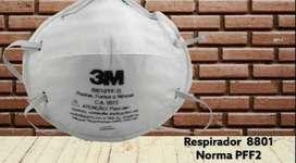Respiradores 3M