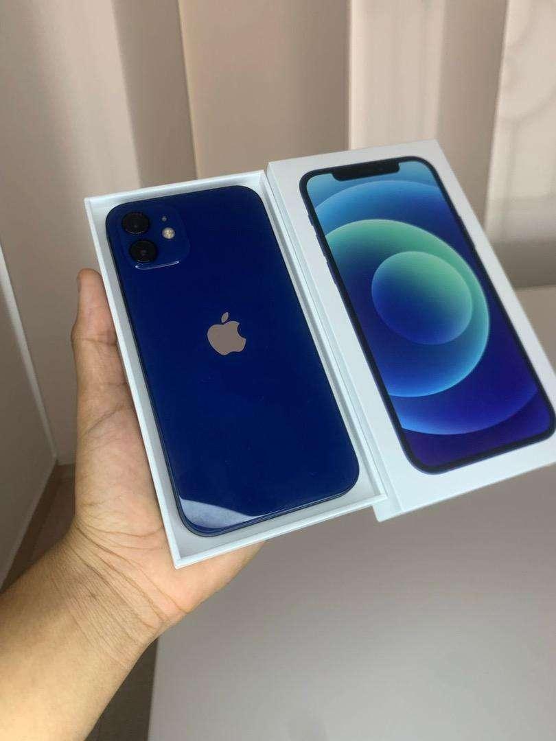 Iphone 12 64 gb como nuevo