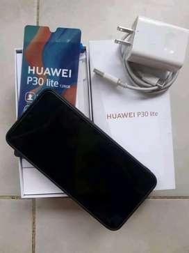 Vendo Huawei p30 lite de 128 gigas 10 de 10 con caja y cargador