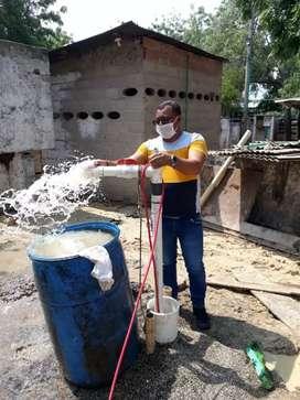 Perforación de pozo taladrado y mantenimiento
