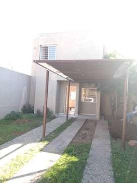 Alquier duplex Nuevo Jardin 3 dormitorios