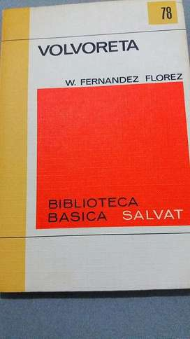 VOLVORETA W. FERNADEZ FLOREZ BIBLIOTECA SALVAT