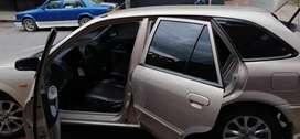 El carro se encuentra en perfectas condiciones