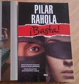 Libro Basta de Pilar Rahola