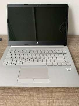 Portátil nuevo HP - I3, 8GB, 256 SSD