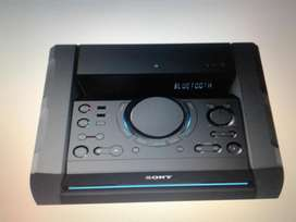 VENDO SISTEMA DE AUDIO SONY