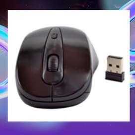 Mouse Inalambrico Ergonómico