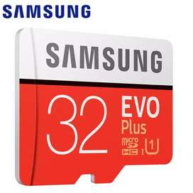 Memoria Samsung Evo Plus Class 10