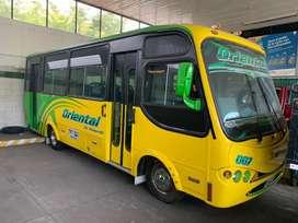 Buseta npr servicio urbano sin cupo