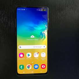 SAMSUNG S10 PLUS  128 GB