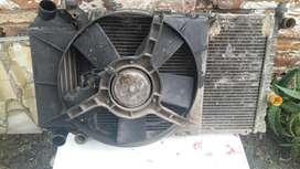 Radiador Y Electro Chevrolet