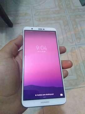 Huawei P smart 2018 en excelente estado