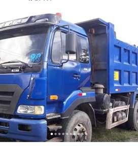 OCASIÓN Volquete XCMG 375 hp