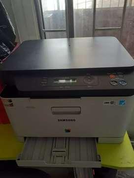 impresora multifuncional samsung clx 3305