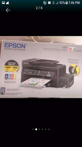 Vendo impresora multifunciona; solo propuestas serias.