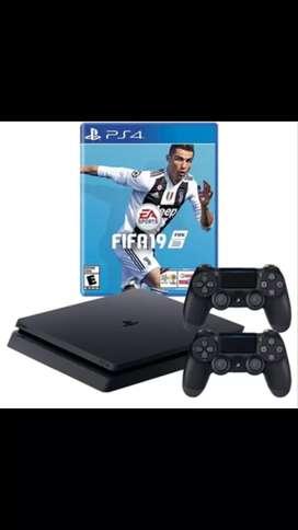 Play Station 4 1TB Slim FIFA 2019