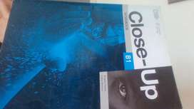 Close Up B1 workbook national Geografic learning  CONSULTAR PRECIO.