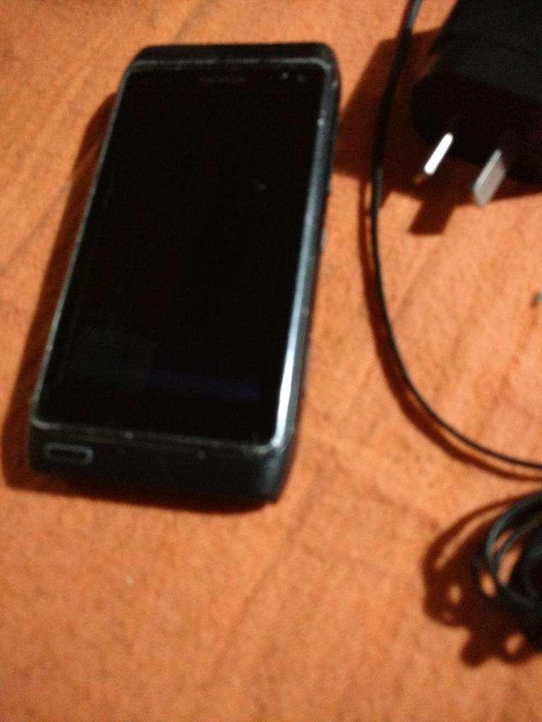 NOKIA N8 INMACULADO!! DOBL CAM 12.5MPX, WIF,HDMI,16GB,GPS, Un Caño!! Permuto! 0