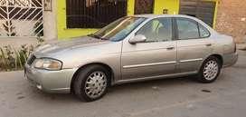 Vendo Nissan Sentra 2004
