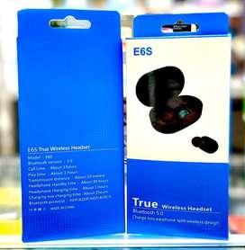 Audífonos Bluetooth E6s