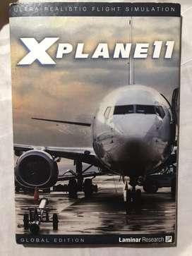 Xplane 11 Simulador de vuelo