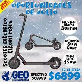 NUEVOS scooter eléctrico XIAOMI M365