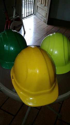 3 Cascos Construccion Usa