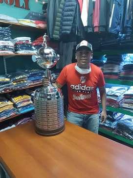 Copa Libertadores replica real