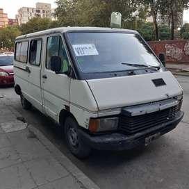 Renault Trafic Larga 88 c/ gas