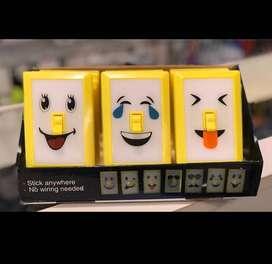 Luces emoji led de emergencia o todos los usos